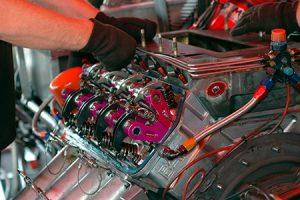 Ремонт двигателя в гараже