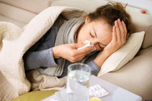 болею гриппом